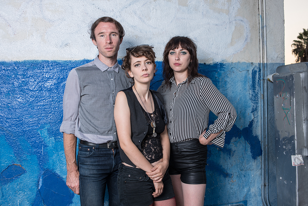Those Darlins, August 2014